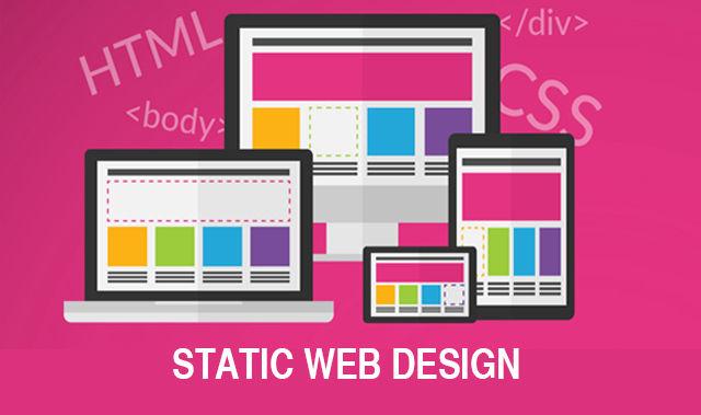 Image result for static webdesign